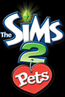 Logo of The Sims 2: Pets (NINTENDO Wii)