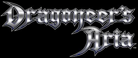 Logo of Dragoneer's Aria (PSP)