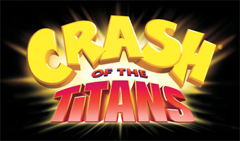 Logo of Crash of the Titans (PSP)
