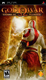 US Boxshot of God of War: Chains of Olympus (PSP)