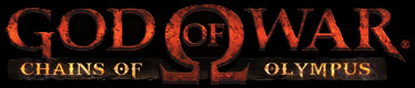 Logo of God of War: Chains of Olympus (PSP)