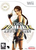 UK Boxshot of Tomb Raider: Anniversary (NINTENDO Wii)