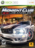 US Boxshot of Midnight Club: Los Angeles (XBOX360)