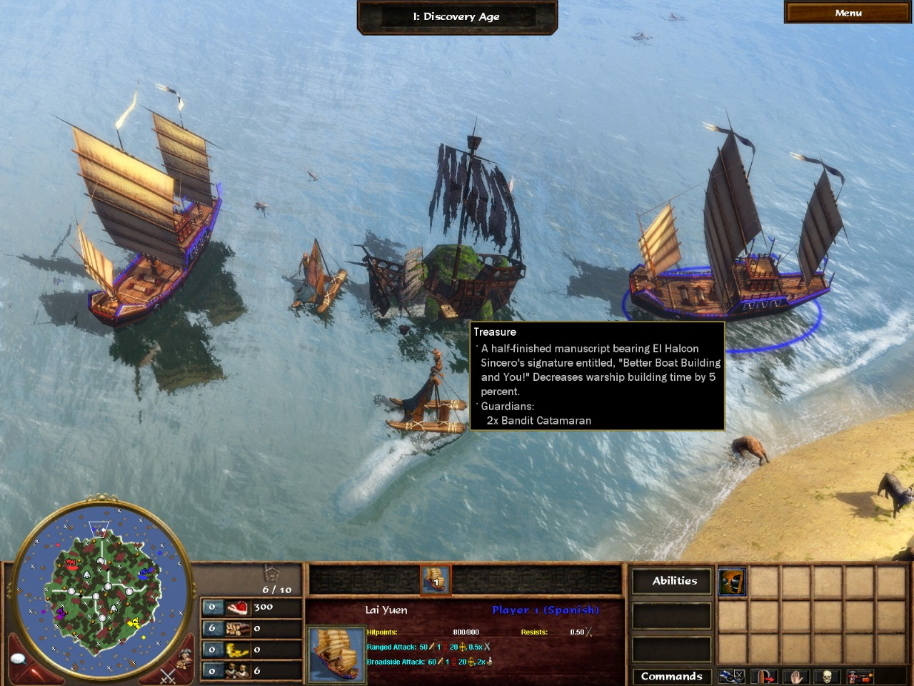 screen2 large Age Of Empires III Pc Full Version