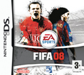 UK Boxshot of FIFA 08 (DS)