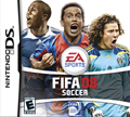 US Boxshot of FIFA 08 (DS)