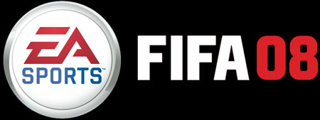 Logo of FIFA 08 (DS)