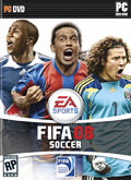 US Boxshot of FIFA 08 (PC)