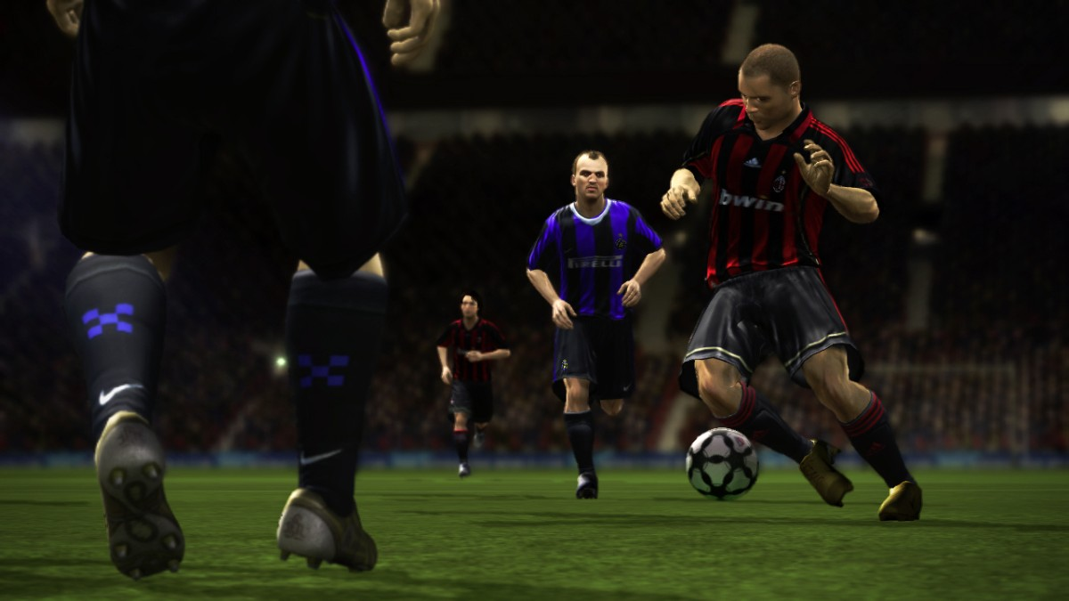 Screenshot of FIFA 08 (PC)