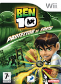 UK Boxshot of Ben 10: Protector of Earth (NINTENDO Wii)