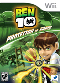 US Boxshot of Ben 10: Protector of Earth (NINTENDO Wii)