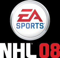 Logo of NHL 08 (PC)