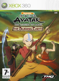 UK Boxshot of Avatar: The Burning Earth (XBOX360)