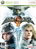 UK Boxshot of Soulcalibur IV (XBOX360)