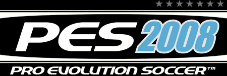 Logo of Pro Evolution Soccer 2008 (PS2)