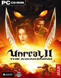 UK Boxshot of Unreal II: The Awakening (PC)