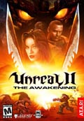 US Boxshot of Unreal II: The Awakening (PC)