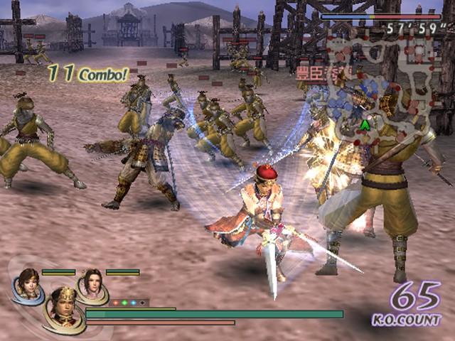 Warriors Orochi بروابط مباشره