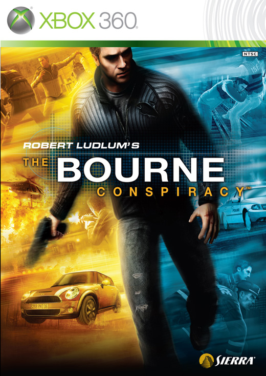 The Bourne Conspiracy RF XBOX360-Allstars Xbox Ps3 Ps4 Pc jtag rgh dvd iso Xbox360 Wii Nintendo Mac Linux