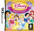 UK Boxshot of Disney Princess: Magical Jewels (DS)