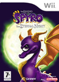UK Boxshot of Legend of Spyro: The Eternal Night (NINTENDO Wii)