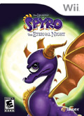 US Boxshot of Legend of Spyro: The Eternal Night (NINTENDO Wii)