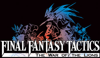 Logo of Final Fantasy Tactics: The War Of The Lions (PSP)