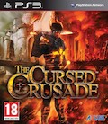UK Boxshot of The Cursed Crusade (PS3)