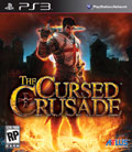 US Boxshot of The Cursed Crusade (PS3)