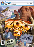 US Boxshot of Zoo Tycoon 2: Extinct Animals (PC)