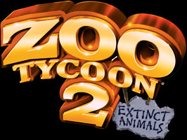 Logo of Zoo Tycoon 2: Extinct Animals (PC)