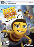 US Boxshot of Bee Movie Game (PC)