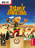 UK Boxshot of Asterix at the Olympic Games (PC)