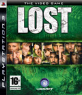 UK Boxshot of Lost (PS3)