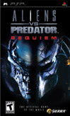 US Boxshot of Aliens vs Predator: Requiem (PSP)