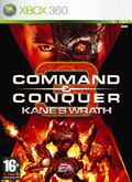 UK Boxshot of Command & Conquer 3: Kane's Wrath (XBOX360)