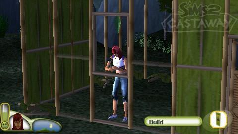 psp, psp игры, psp скачать, psp бесплатно скачать, бесплатно игры pspThe Sims 2: Castaway