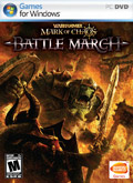US Boxshot of Warhammer: Mark of Chaos - Battle March (PC)