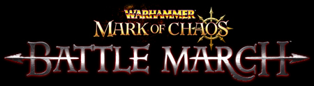 Logo of Warhammer: Mark of Chaos - Battle March (PC)