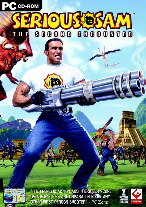 Serious Sam: The Second Encounter [PC]