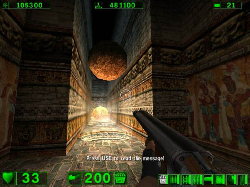 screen2 large Serious Sam: The Second Encounter [PC]