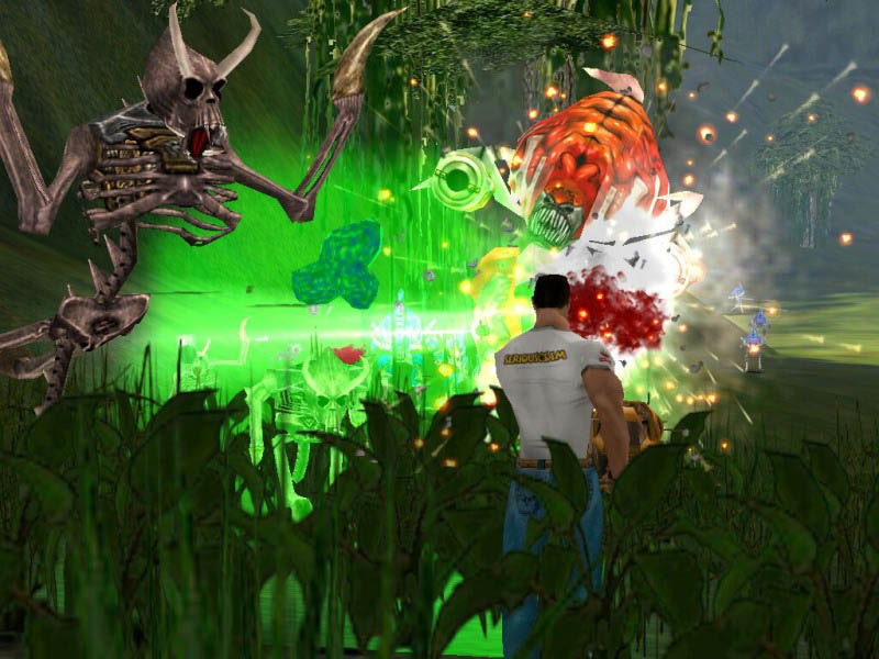 screen4 large Serious Sam: The Second Encounter [PC]