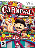 UK Boxshot of Carnival: Funfair Games (NINTENDO Wii)