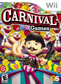US Boxshot of Carnival: Funfair Games (NINTENDO Wii)