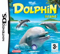 UK Boxshot of Dolphin Island (DS)