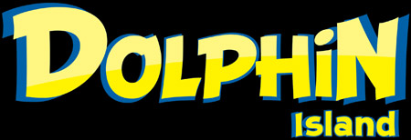 Logo of Dolphin Island (DS)