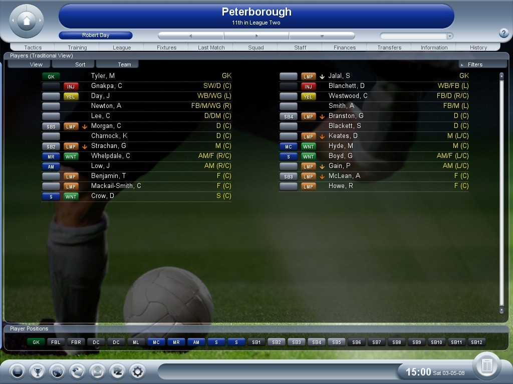 screen2 large hampionship.Manager.2008 RELOADED PC Download