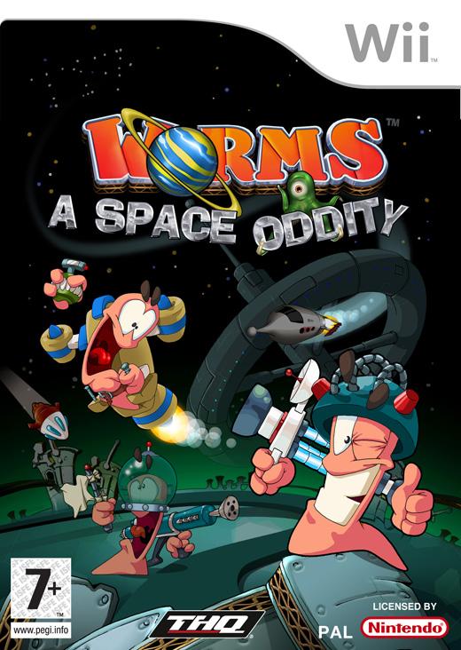Worms: Una Gusanodisea Espacial [WII][PAL][ESPAÑOL][WU]
