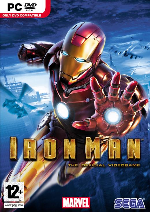 Iron Man [RUS] (2008)