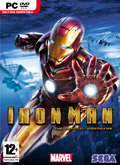 UK Boxshot of Iron Man (PC)